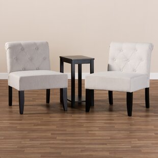 Lavedan 3 Piece Living Room Set by Latitude Run