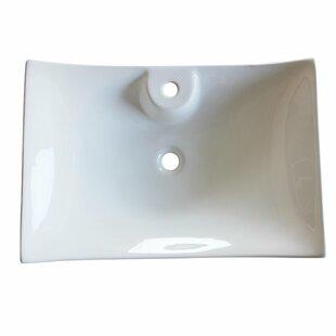 Best Ceramic Rectangular Vessel Bathroom Sink By Arsumo