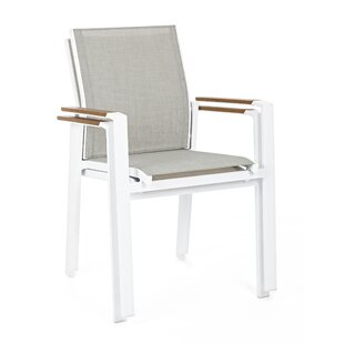 Alance Stacking Garden Chair By 17 Stories