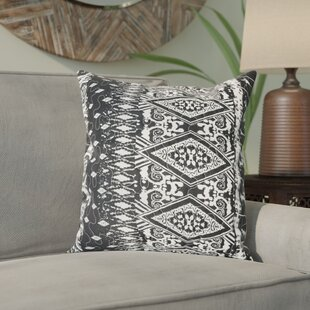 Cathey Diamond Stripes Square Accent Cushion Cover (Set of 2)