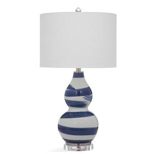 Comparison Warrington 27 Table Lamp By Highland Dunes