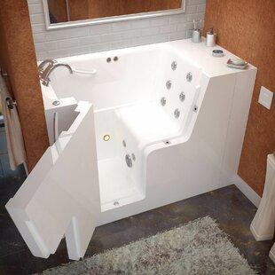 Mohave 53 x 29 Walk-In Whirlpool Bathtub
