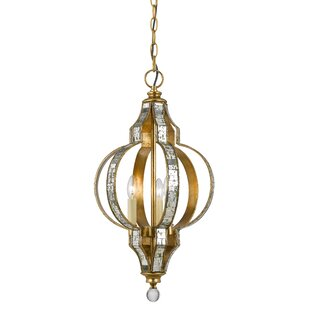 Hien 3-Light Mini Pendant by Willa Arlo Interiors