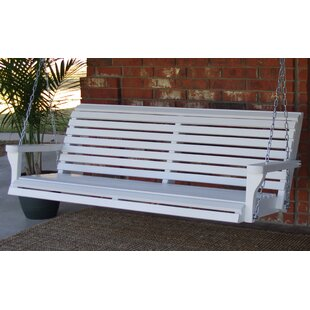 August Grove Corman Classic Style Porch Swing