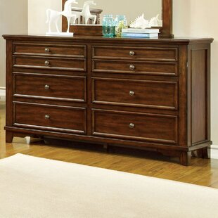Branden 6 Drawer Double Dresser