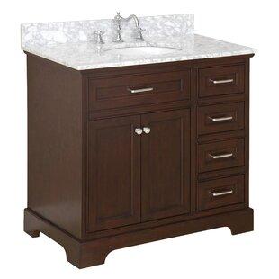 Aria 36 Single Bathroom Vanity Set