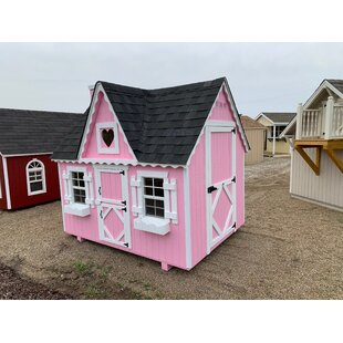 Victorian Playhouse By Little Cottage Company