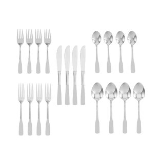 Gaven 20-Piece Flatware Set, Service for 4