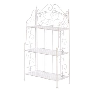 Zingz & Thingz Iron Bakers Rack