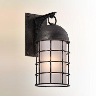 Sweeney 1-Light 13W Outdoor Wall Lantern ..