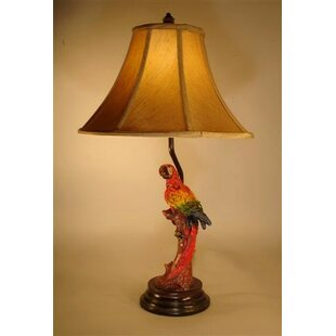 Parrot 26 Table Lamp