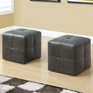 Juvenvile Cube Ottoman by ..
