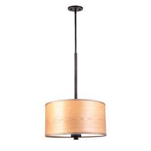 Woodbridge Lighting 3-Light Pendant