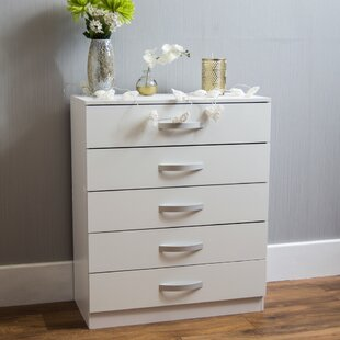 White Chest of Drawers You\'ll Love | Wayfair.co.uk