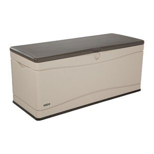 Lifetime Plastic Storage Bench