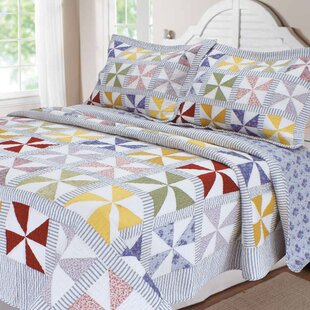 Goussainville Patchwork Quilt Collection