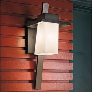 Fleming 1-Light Outdoor Sconce