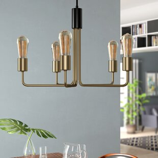 Kaylen 5-Light Candle Style Chandelier