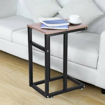 Latitude Run Braiens C End Table Wayfair