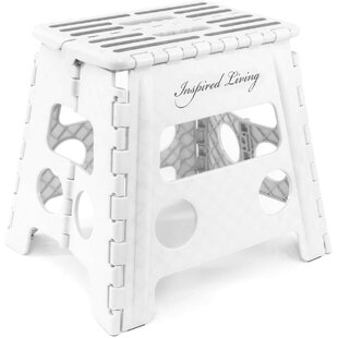 Double Handle Step Stool by Inspired Living