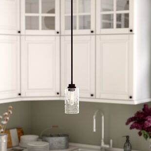 Best Reviews Westhope 1-Light Cylinder Pendant By Laurel Foundry Modern Farmhouse