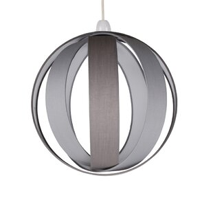 Bale 30cm Fabric Sphere Pendant Shade