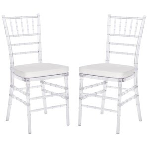 Jefferson Place Side Chair (Set of 2) ..