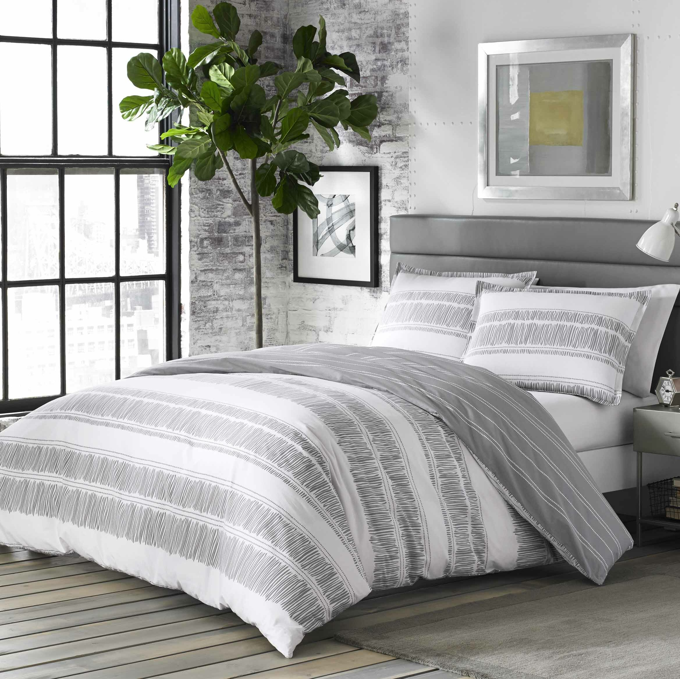 City Scene Ziggy Reversible Comforter Set Reviews Wayfair Ca