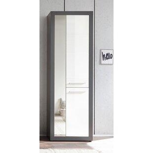 Thierry 1 Door Wardrobe By 17 Stories