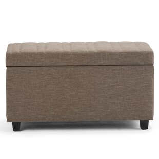 Oralie Large Storage Ottoman by Orren Ellis