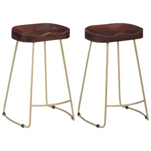 Fu Bar Stool (Set Of 2) By Union Rustic
