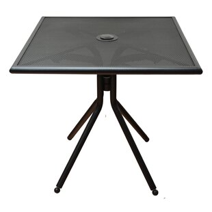 Steel Dining Table by DHC Furniture Great Reviews