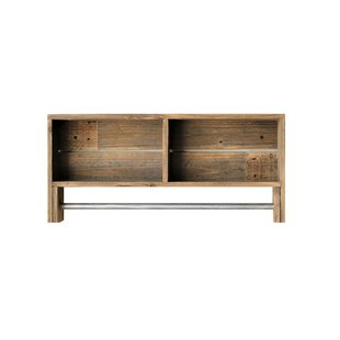 Bennett Original Towel Rack Floating Shelf by August Grove