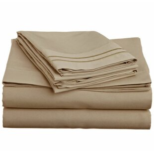 Plazatex / Sheradian 4 Piece Sheet Set