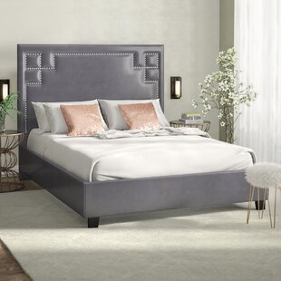 Compare prices Chianna Queen Upholstered Platform Bed by Willa Arlo Interiors Reviews (2019) & Buyer's Guide