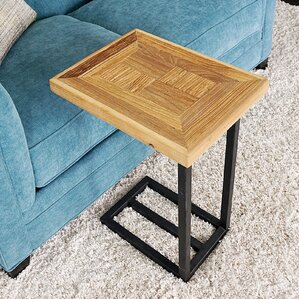 Snack End Table by Welland LLC