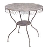 Tussey Metal Bistro Table