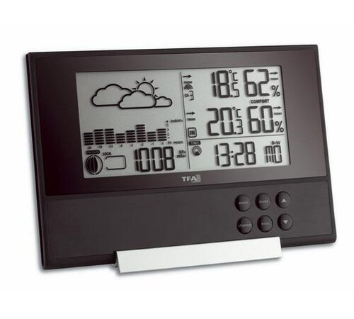 Funkwetterstation Pure Plus ClearAmbient   Baumarkt > Heizung und Klima > Klimageräte   ClearAmbient