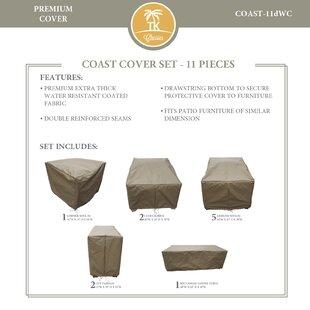 TK Classics Coast 11 Piece Protective Pat..