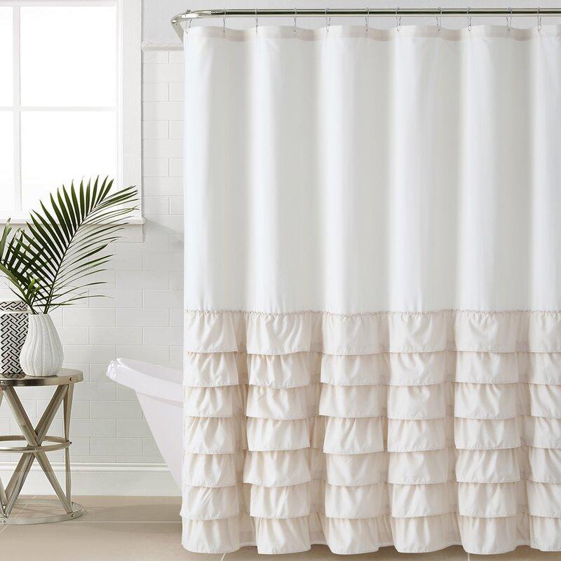 Joss U0026 Main Essentials Shower Curtain