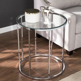 Joseph End Table by Ebern Designs