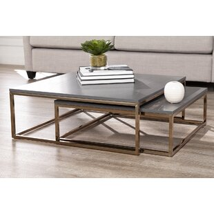 Purchase Juri 2 Piece Coffee Table Set By Wrought Studio