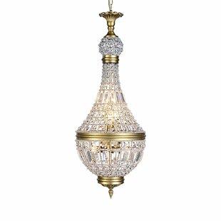 Astoria Grand Rawlings 6-Light Chandelier