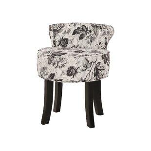 Tunbridge Wells Upholstered Dressing Table Stool By Fairmont Park