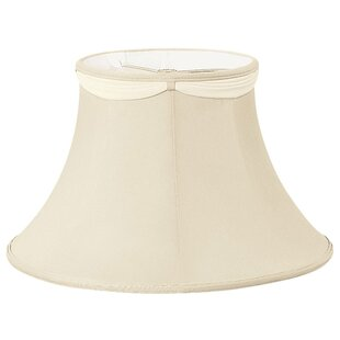 10 Silk/Shantung Bell Lamp Shade