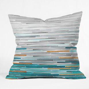 Indoor Outdoor Throw Pillow