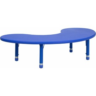 Sheila Adjustable Kids Activity Table by Zoomie Kids