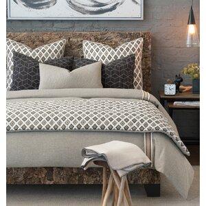 Bale Border Hand-Tacked Comforter