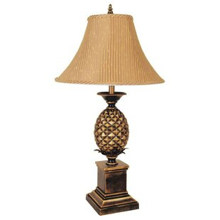 Artistic Pineapple 33 Table Lamp