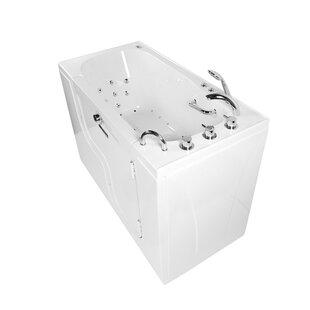 Transfer 60 x 30 Walk In Combination Bathtub